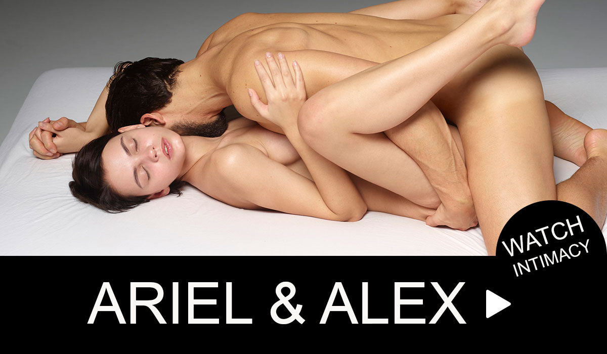 Ariel and Alex Intimacy - Hegre Exclusive