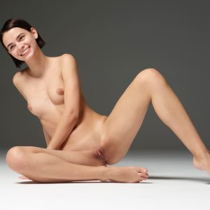Ariel poses naked at 22 for Hegre Art