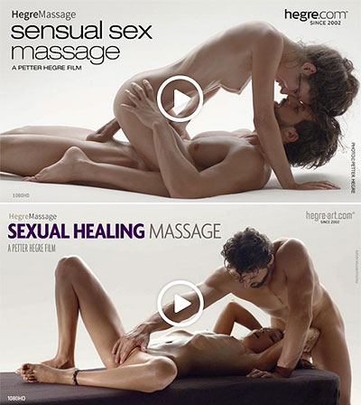Hegre massage videos