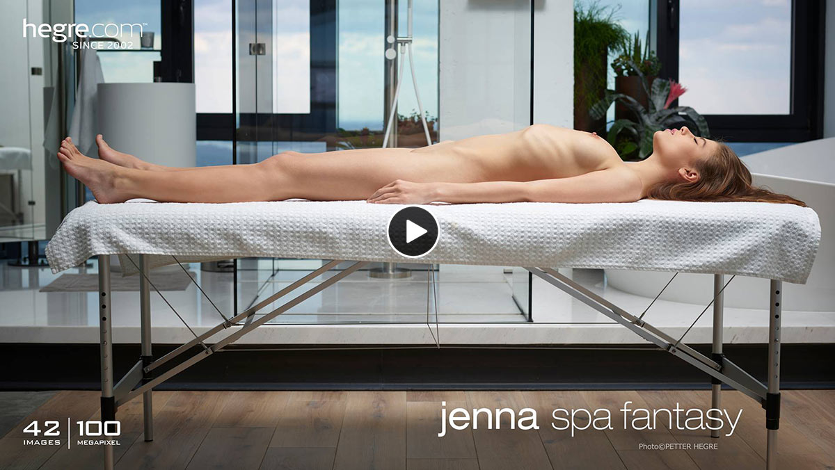 Jenna Spa Fantasy - 42 photos