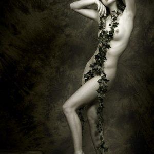 Nude Art Woman