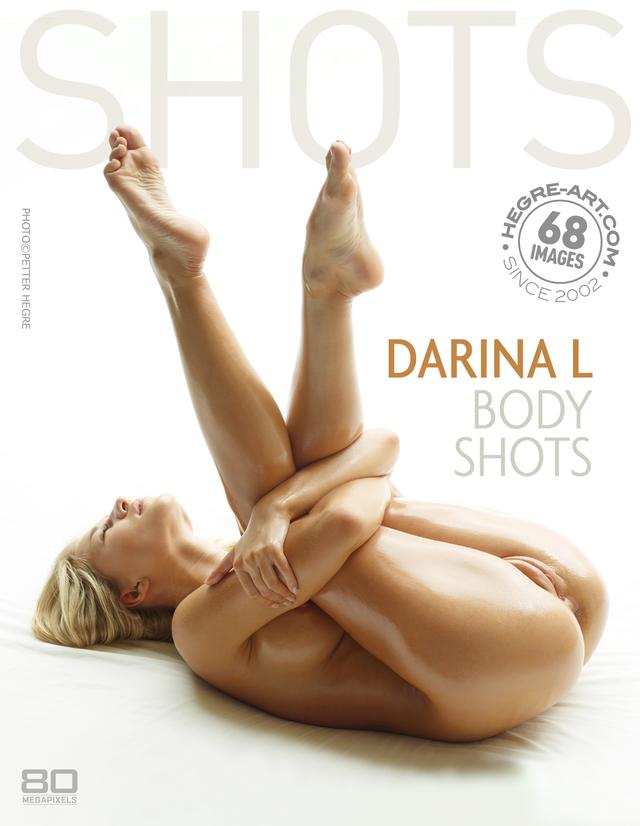 Darina L Hegre Body Shots