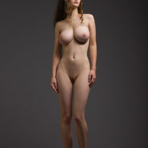 Nude model Susann by Stefan Soell