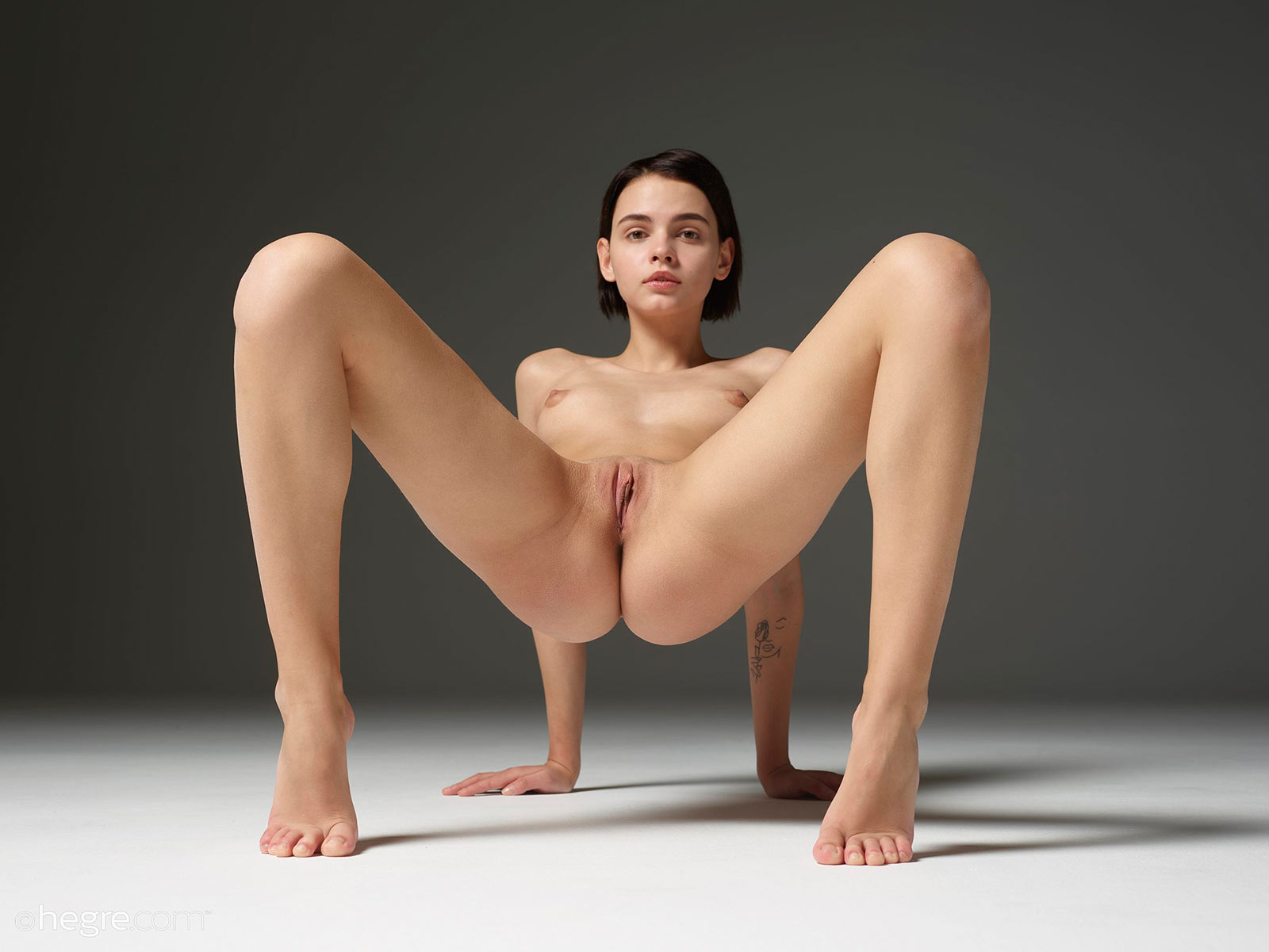 Ariel Nude Art Shot By Petter Hegre-5417
