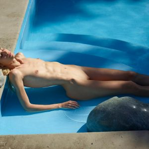 Francy Hegre piece of nude art