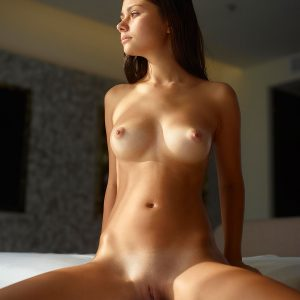 Hegre nude model