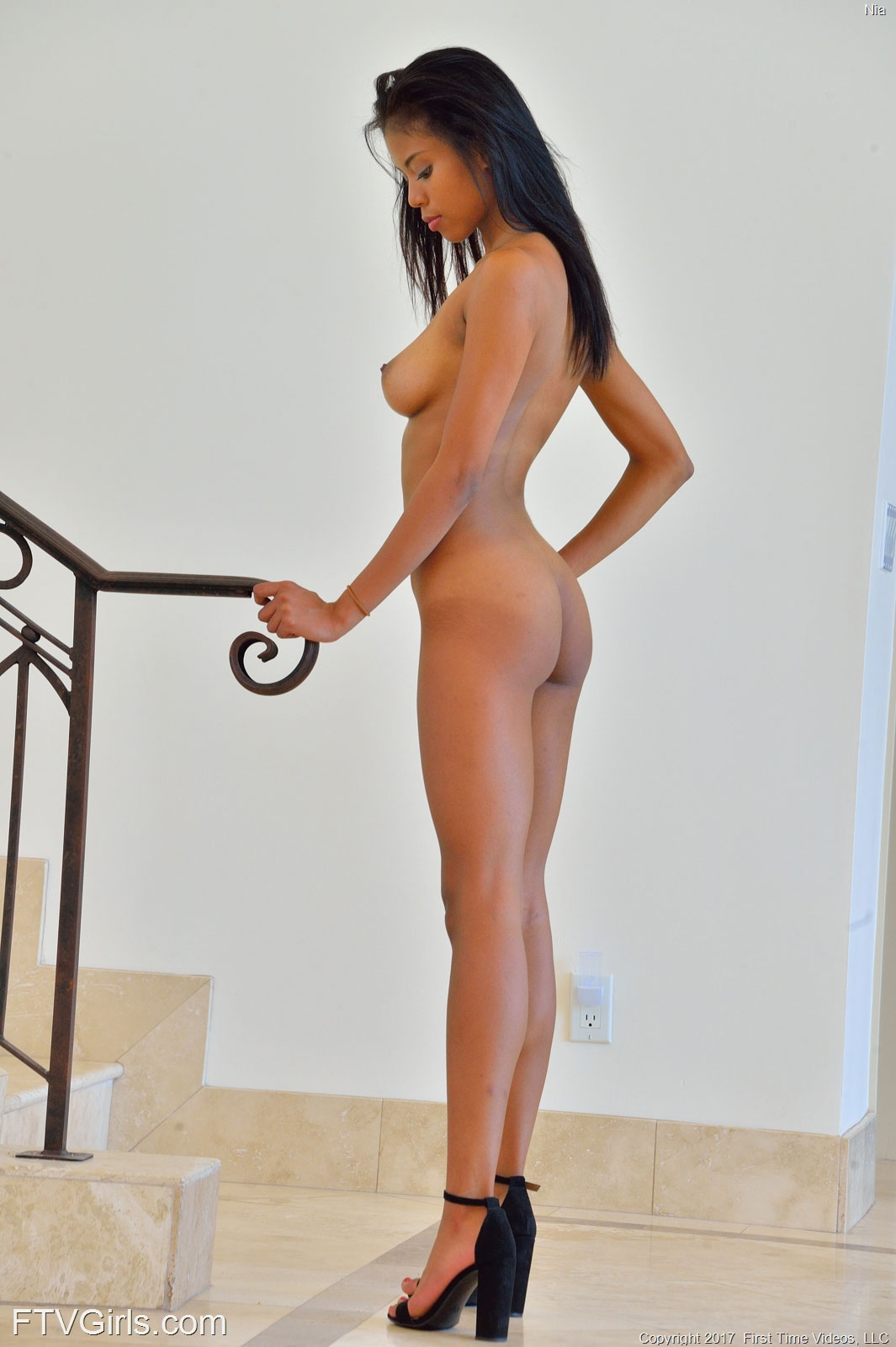 Nia FTV Girls | She is a cute half-black girl (very sexual)