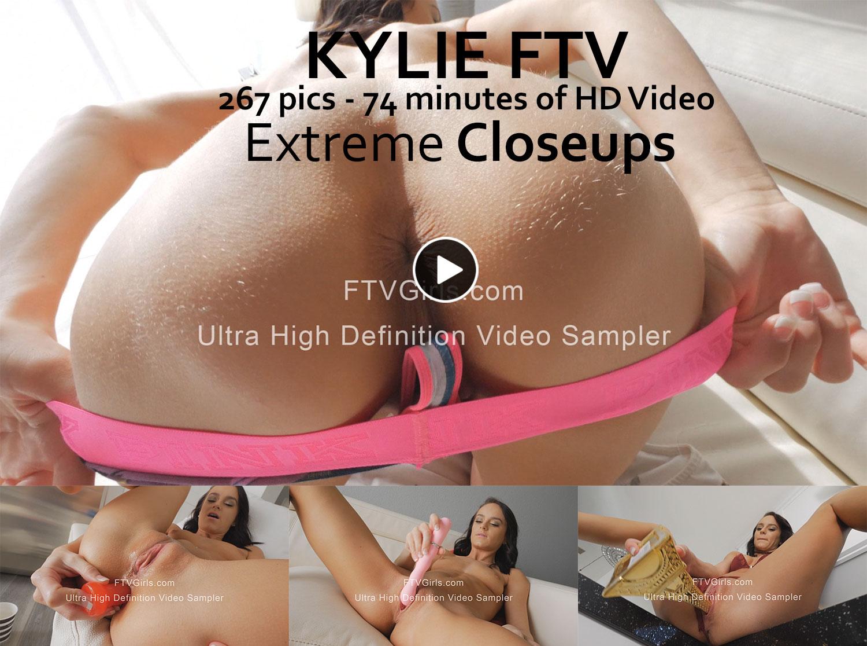 Kylie FTV