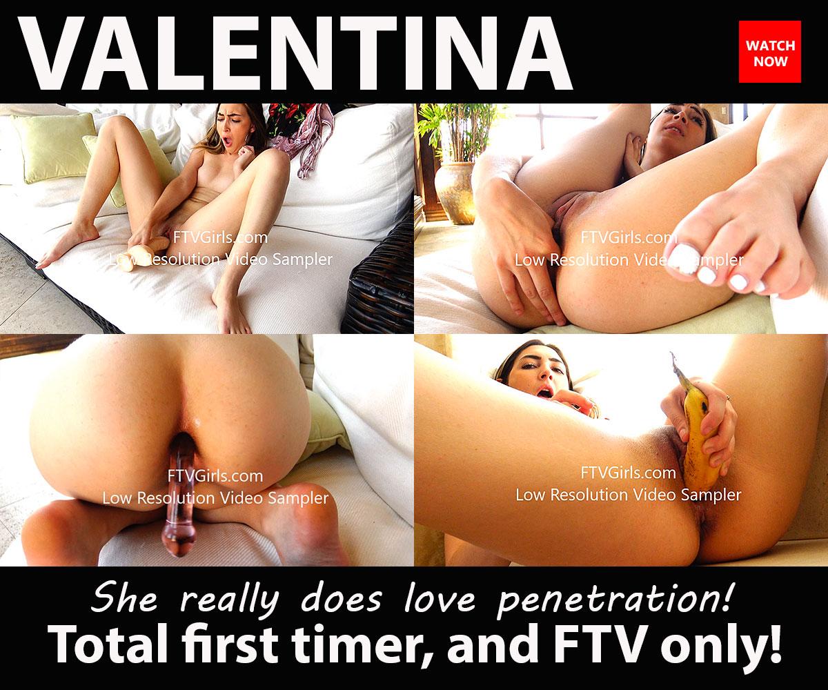 Valentina FTV loves penetration