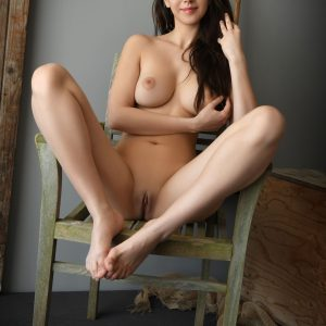 Alisa Amore on Metart