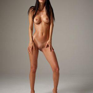"Dita Hegre in ""Nude Attitude"""