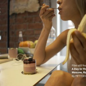 A day in the life of Natalia by Petter Hegre