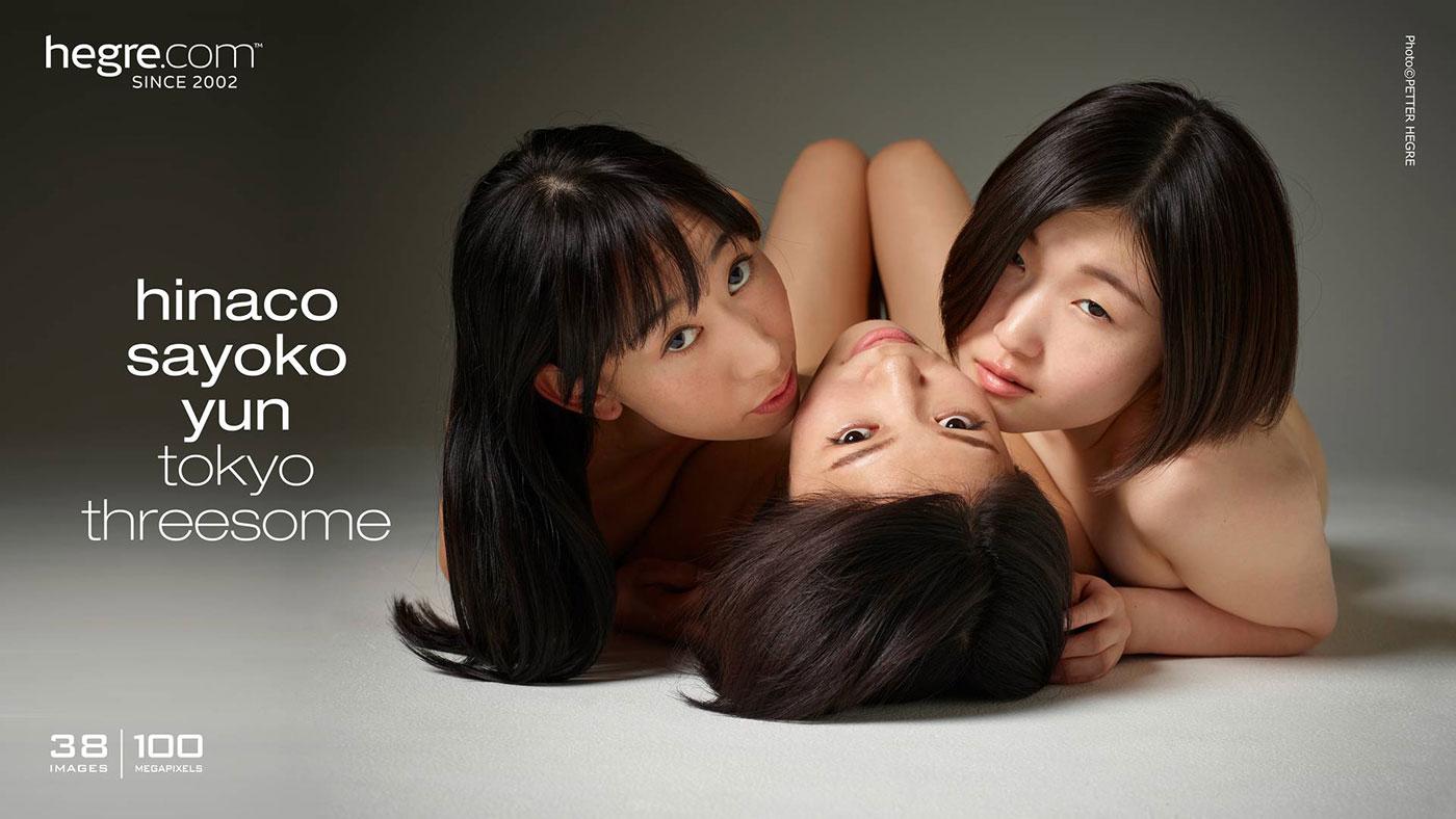 japanese models by Petter Hegre