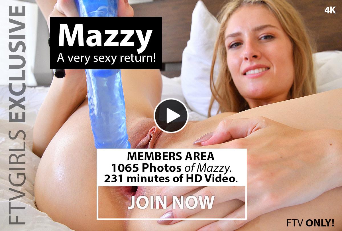 Mazzy ftvgirls