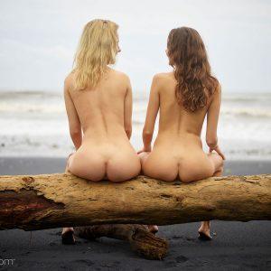 Clover & Natalia Hegre
